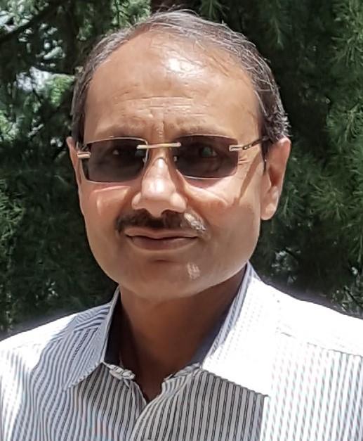 श्री दिनेश चंद्रा - अध्यक्ष